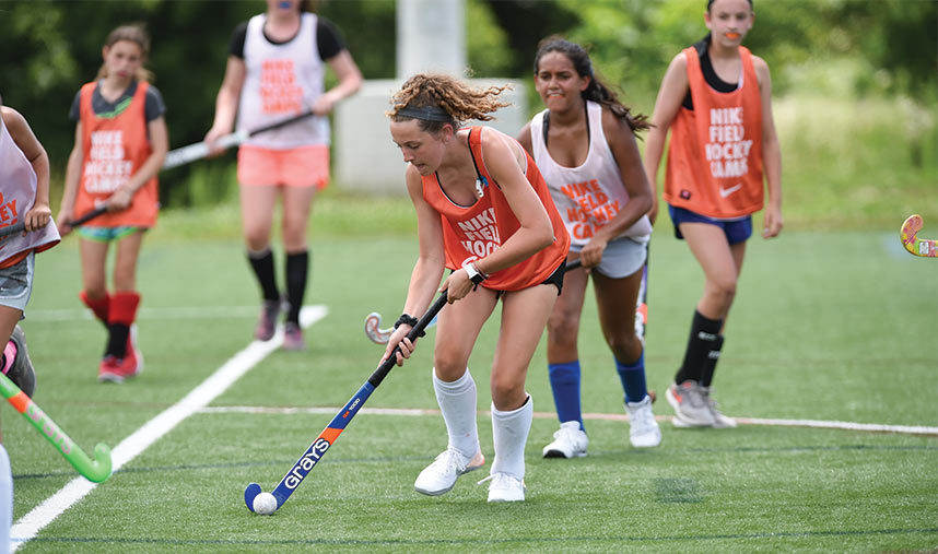 Field Hockey Drills For Passing